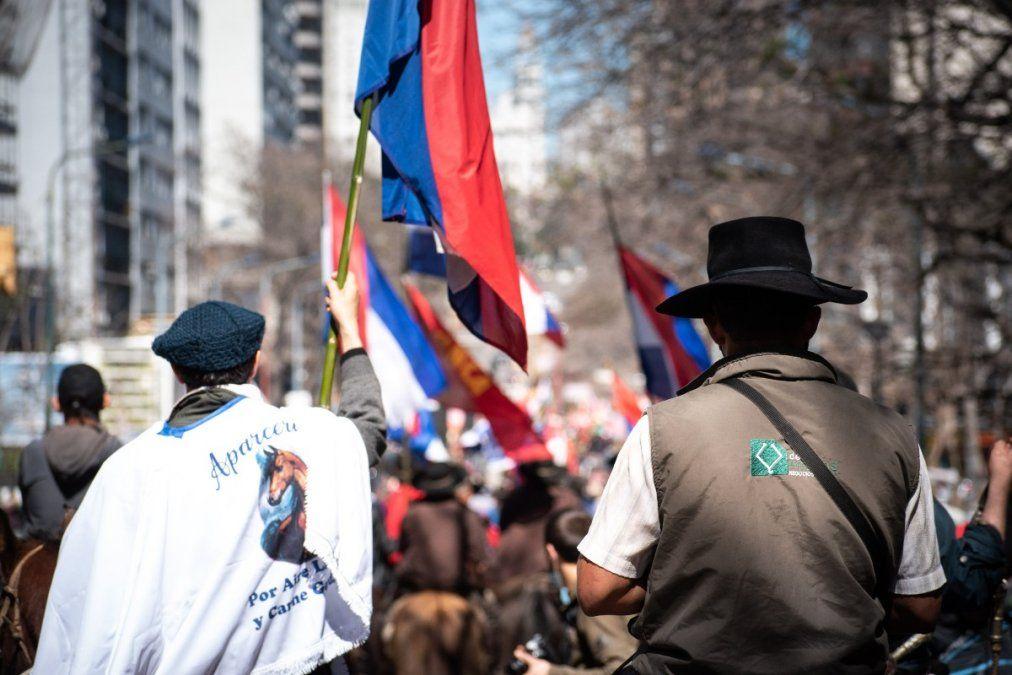 Paro general en Uruguay: Movilizaciones y reclamos